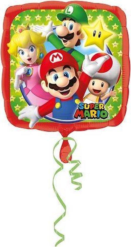 Folieballon super Mario