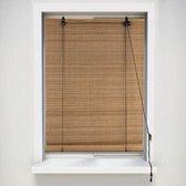 Rolgordijn Bamboe - 60x180cm - meerdere maten en kleuren beschikbaar