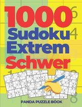 1000 Sudoku Extrem Schwer