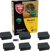 Compleet muizengif veilig pakket:  Veilig muizen bestrijden