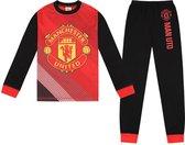 Manchester United Pyjama - kids - 13/14 jaar - rood/zwart