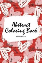 Valentine's Day Abstract Coloring Book for Teens and Young Adults (6x9 Coloring Book / Activity Book)