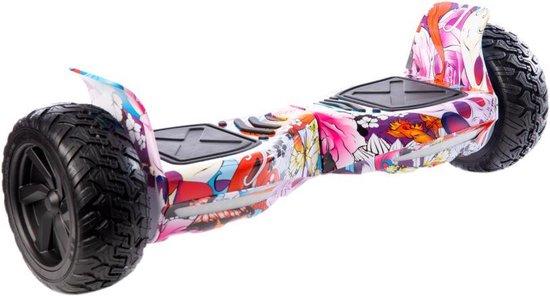 Denver DBO-6520 Hoverboard Zwart 6.5 inch - Hoverboard