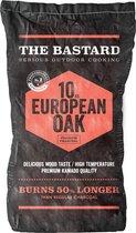 The Bastard Houtskool European Oak 10 KG