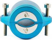 Loupgoods SE7500 | magnetische Waterontharder | 7500 GAUSS | Ontkalker | Magneet | Anti- kalk | |Waterleiding Ontharder |Energiebesparend | Wasverzachter |Milieubewust Wonen | Duurzaam| Blauw