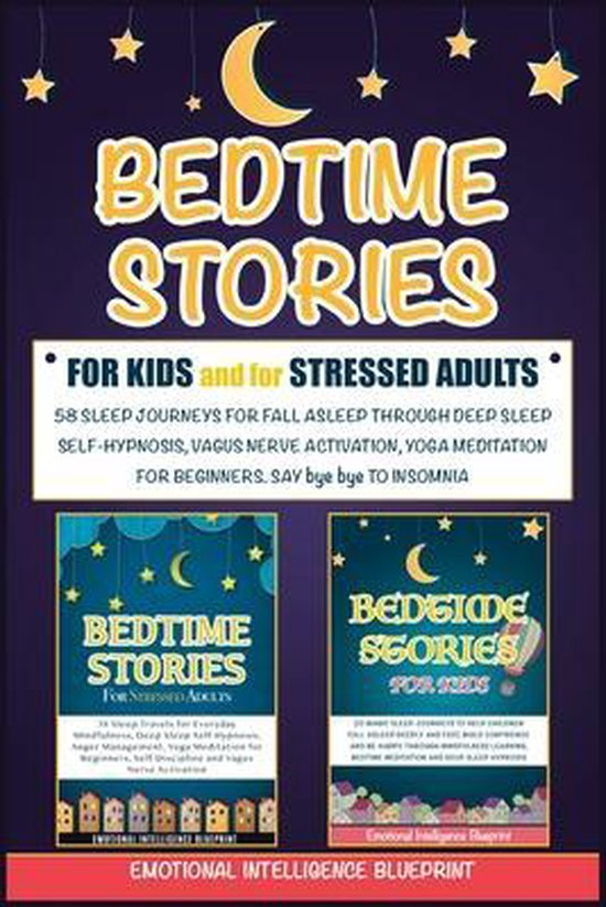 Bedtime Stories For Adults & For Kids