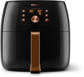 Premium Collection Airfryer XXL Zwart/Koper