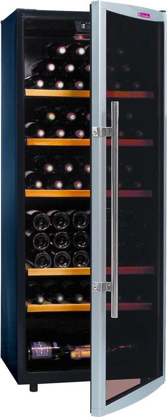 Koelkast: La Sommelière CVD131V - Wijnkoelkast - 120 flessen, van het merk La Sommelière