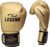 Legend Sports Bokshandschoenen Powerfit & Protect Goud Mt 16oz