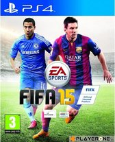 Playstation 4 - Fifa 15