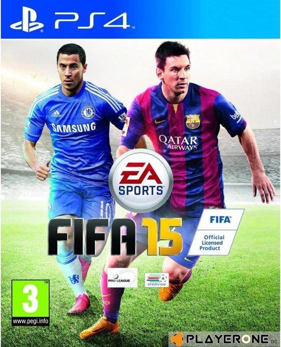 Playstation 4 - Fifa 15