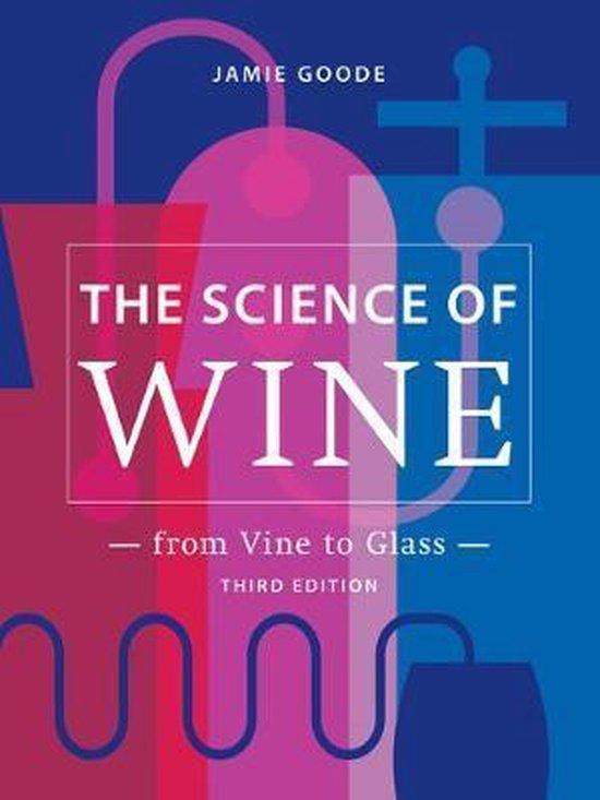 Boek cover The Science of Wine van Jamie Goode (Hardcover)