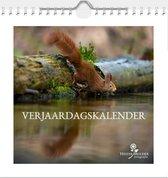 Vierkante verjaardagskalender (20x20 cm) fotograaf Heidie Mulder