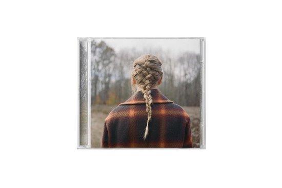 CD cover van Evermore van Taylor Swift