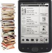 KD E-INK E-reader met Beschermhoes en Verlichting