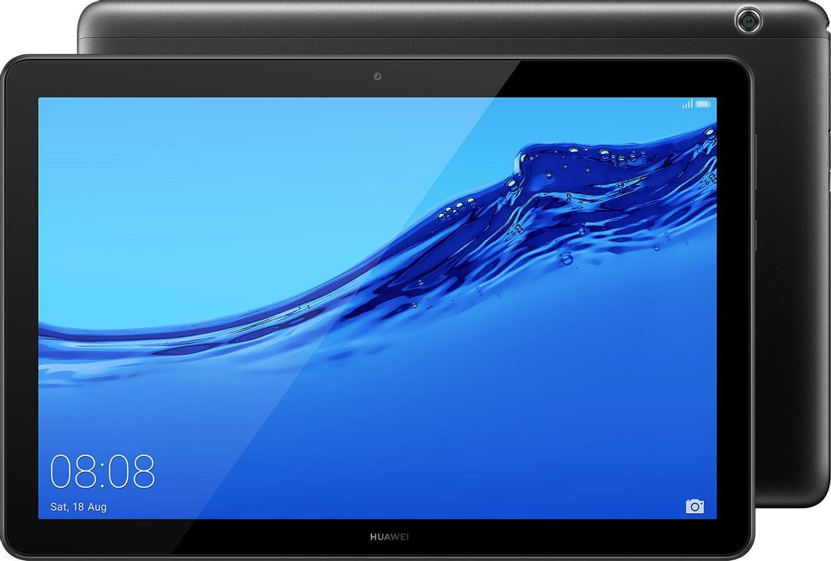 Huawei Mediapad T5 – 10.1 inch – WiFi + 4G – 32GB – Zwart