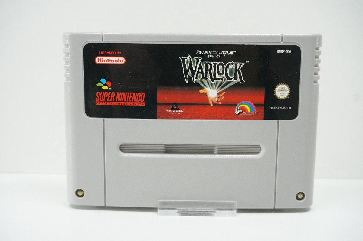 Warlock EUR - Merkloos
