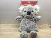 Koala Magnetron Opwarmbare Pluche Tarwe Heatpack
