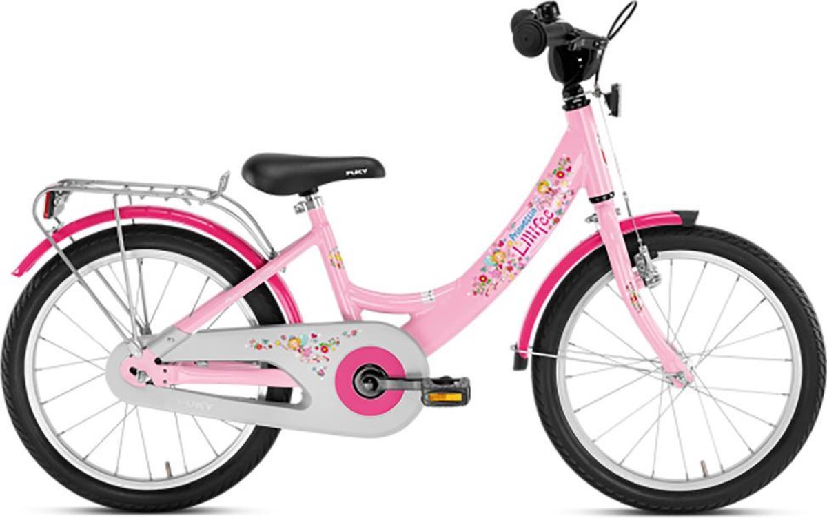PUKY Fiets ZL Lillifee - 18 inch