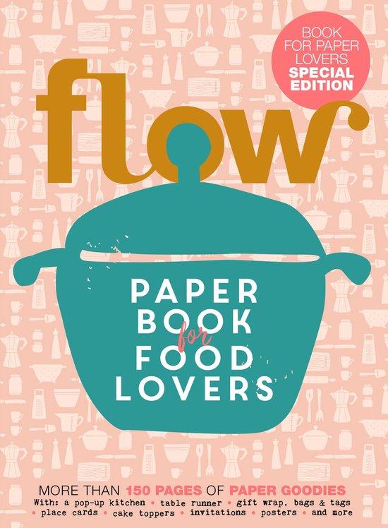 Afbeelding van Flow Paper Book for Foodlovers