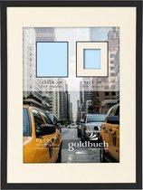 GOLDBUCH GOL-910003 Fotolijst PURO zwart voor 13x18 cm of 9x13 cm foto
