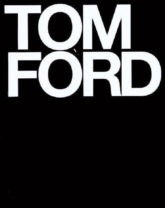 Boek cover Tom Ford van Tom Ford (Hardcover)