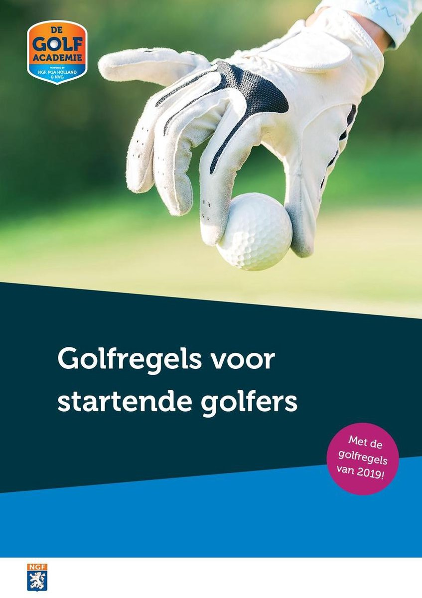 Golfregels voor startende golfers