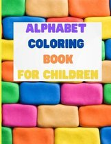 Alphabet Coloring Book for Children