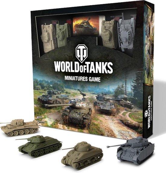Afbeelding van het spel World of Tanks miniatures game