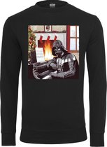 Darth Vader Star Wars - Chrismas - Kerstmis - Kerst - Gift - Geschenk - Piano Crewneck