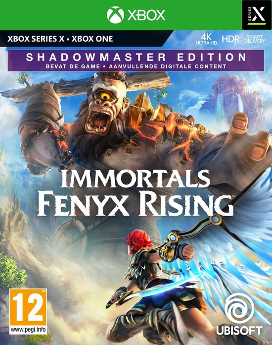 Immortals Fenyx Rising Shadowmaster Edition – Xbox One & Xbox Series X