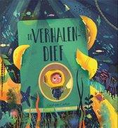 Boek cover De verhalendief van Graham Carter