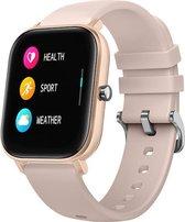 PowerLocus PW3 Smartwatch - Waterbestendig - Goud
