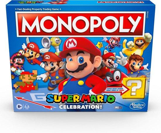 Afbeelding van het spel Super Mario Celebration Monopoly met geluid