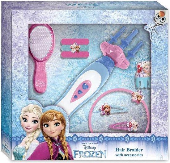 Disney Frozen Haarvlechter Haar Styling set