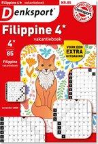 Denksport - Filippine 4* vakantieboek editie 85
