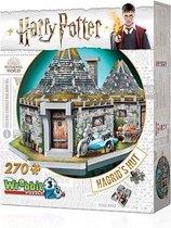 Wrebbit 3D Puzzle - Hagrid's Hut (270)