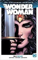 Boek cover Wonder Woman Vol. 1 The Lies (Rebirth) van Jimmy Palmiotti