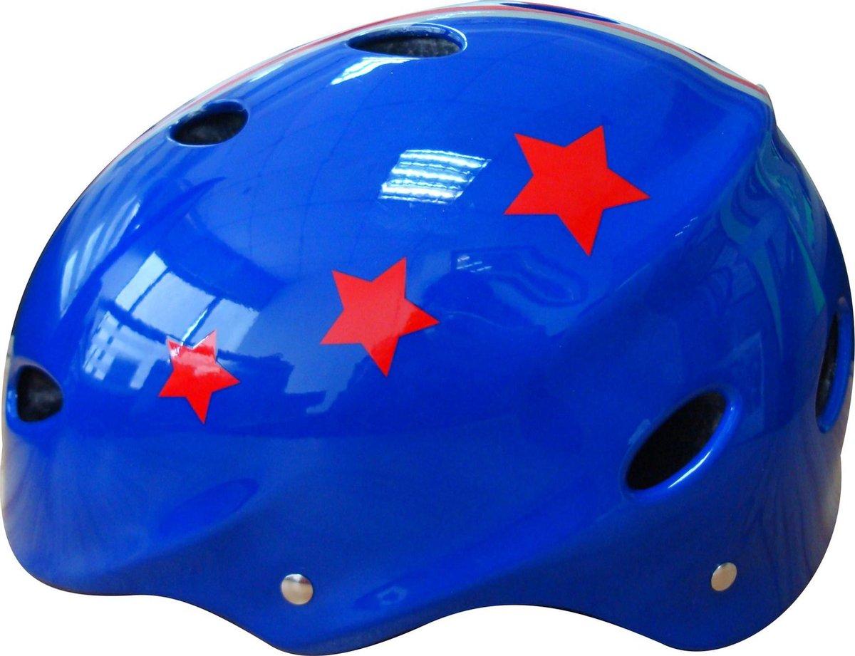Helm Move Stars Verstelbaar (52-54cm)