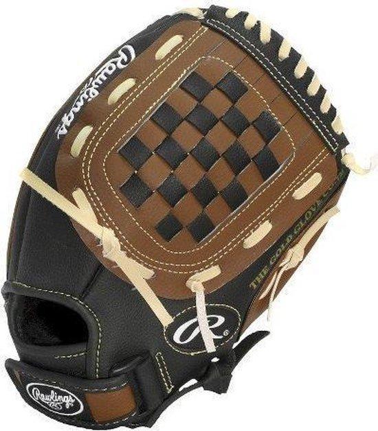 Rawlings TARPL115KB | 11,5 Inch | honkbal/ softbal handschoen | linkshandig vangen |