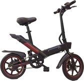 E-Bike opvouwbaar 12 Inch 350W / Snelheid max 30 km/h / bereik 35km alleen nog in Rood of Wit beschikbaar