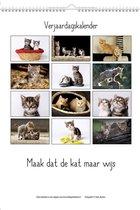 Blik op Holland Poezen & Spreuken Verjaardagskalender
