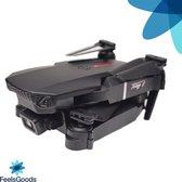 E88 Smart Drone met Camera - 4K Full HD Dual Camera - 5G WiFi - Mini Drone - Foto - Video - 50X zoom - EXTRA ACCU