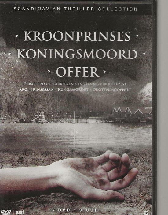 Cover van de film 'Scandinavian Thriller Collection'
