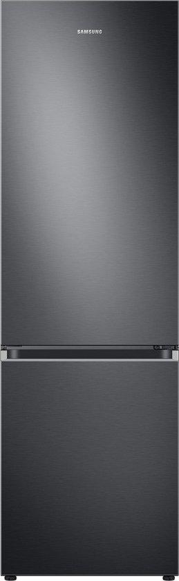 Koelkast met vriesvak: Samsung RB36T602DB1 - Koel-vriescombinatie - Zwart, van het merk Samsung