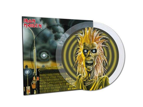 Iron Maiden (Limited Edition) (Coloured Vinyl)