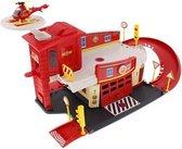 Brandweerman Sam kazerne ( Speelgoed Kazerne ) - 48 x 26 x 23 cm