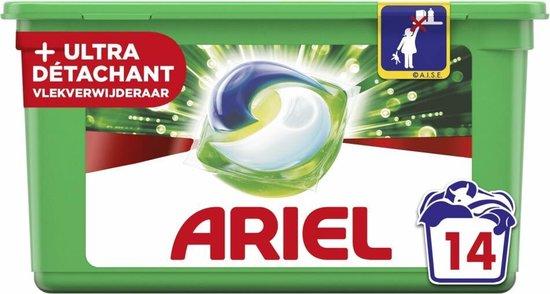 Ariel Wasmiddel Allin1 Pods+ Ultra 14 stuks