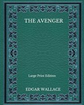 The Avenger - Large Print Edition