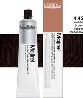 L'Oréal - Majirel - 4.45 Koper Mahoniebruin - 50 ml